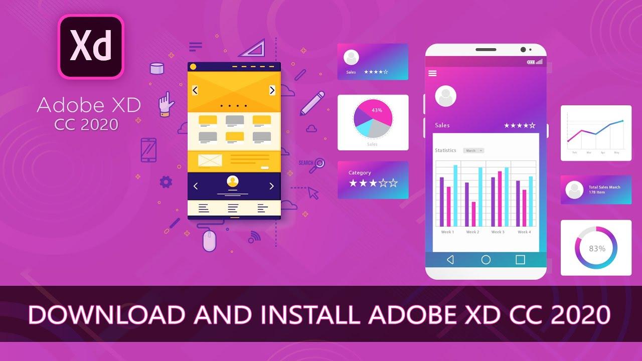 Adobe XD CC 2020 Free Download