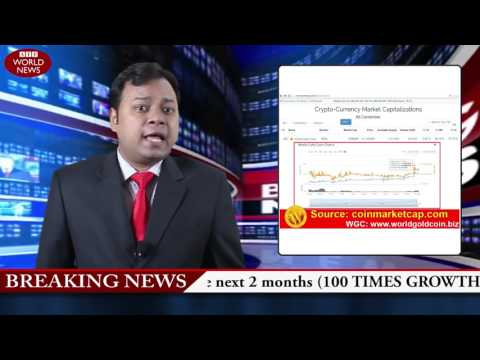 Breaking News on World Gold Coin Cryptocurrency