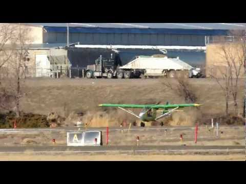 CGS Hawk Classic takeoff at Burley
