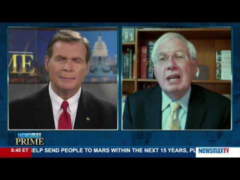 Newsmax Prime | Ronald Kessler Discusses Hillary Clinton And Secret Service