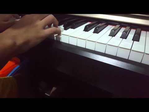 Cinta Terbaik-Casandra-Piano Cover
