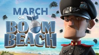This March on Boom Beach!