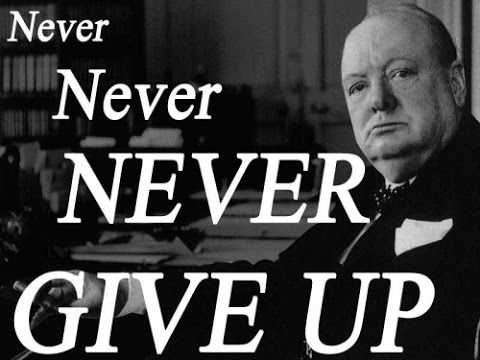 Winston Churchill Quotes YouTube Inspiration Winston Churchill Quotes
