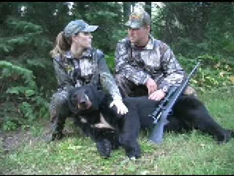 Bear Hunting Outfitters, Ontario Bear Hunting Outfitters, Canada Bear Hunting