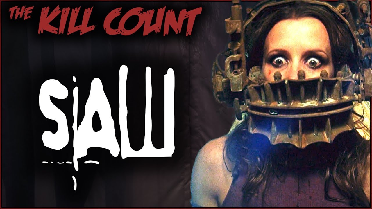 Saw 2004 KILL COUNT