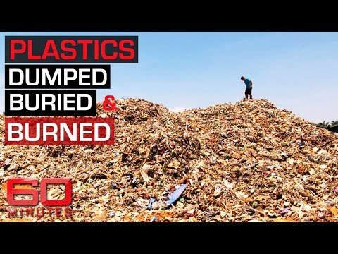 Exposing Australia's recycling lie | 60 Minutes Australia