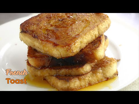 ఫ్రెంచ్-టోస్ట్-how-to-make-french-toast-Authentic-simple-quick-easy-recipe-vismai-food