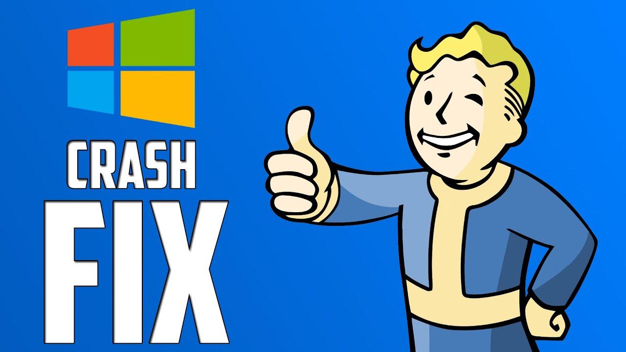Fallout 3 Windows 10 Crashctdintel Hd Fix Youtube