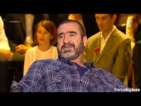 Eric Cantona, définition d'un vrai supporter...