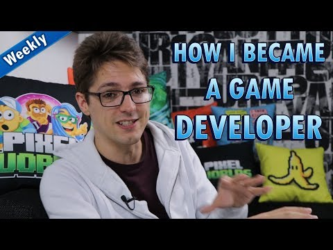 How to Become a Game Developer - The Story of Jake