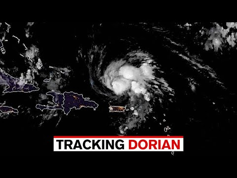 Community Access - Tracking Dorian: Everything You Need To Know #PeopleandPets