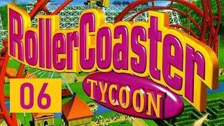 Roller Coaster Tycoon 1 - 06 - Dynamite Dunes - 03 [Let's Play / German]
