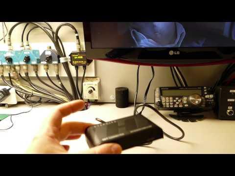 Conversor De Video Compuesto A HDMI A Prueba