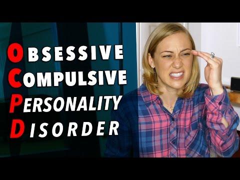 Obsessive Compulsive Personality Disorder - OCD - Kati Morton treatment help perfect therapy