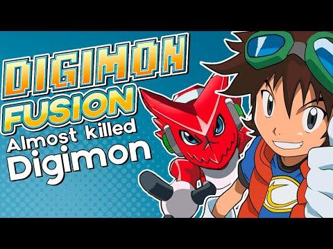 Digimon Fusion (Xros Wars) The Last American Digimon Show | Billiam