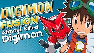 Digimon Fusion (Xros Wars) Almost Killed Digimon | Billiam