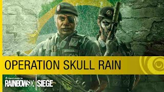 Tom Clancy's Rainbow Six Siege - Operation Skull Rain Trailer [US]