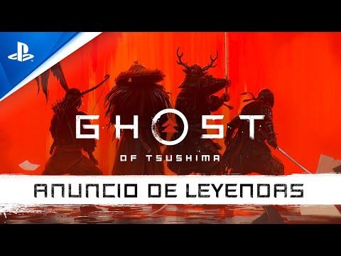 Ghost of Tsushima: Leyendas - Tráiler PS4 | PlayStation España