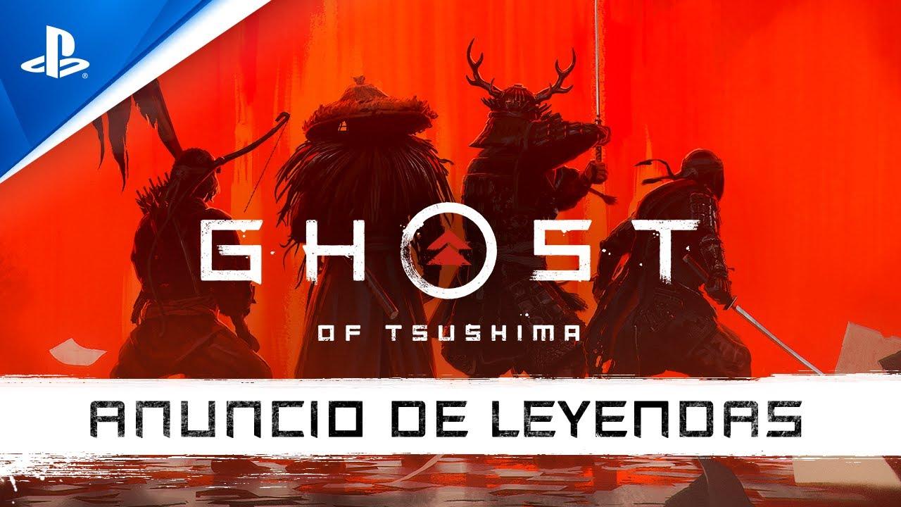 Ghost of Tsushima: Leyendas - Tráiler PS4   PlayStation España
