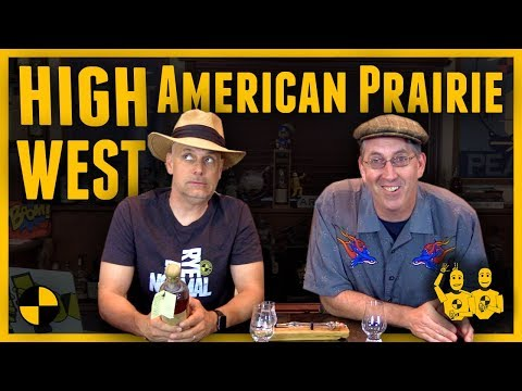 High West American Prairie Blend Of Straight Bourbons #497