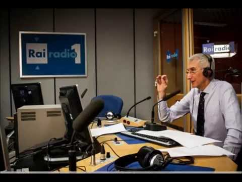 Goldrake in Italia - Radio Rai Uno