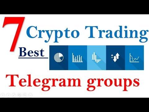7 best Telegram Crypto Trading signals groups