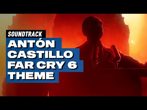 "Listen to the official theme of ""El Presidente"" by Pedro Bromfman 🦁 Far Cry 6 Antón Castillo's theme"
