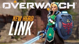 [NOW PLAYABLE] Link | Overwatch