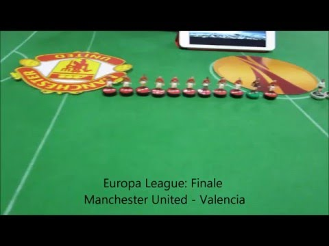 FALCO SABAUDO - FINALE EUROPA LEAGUE 2016 - MATCH
