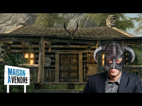 Skyrim Special Edition Mod Ps4 Xbox One Pc 5 Maisons