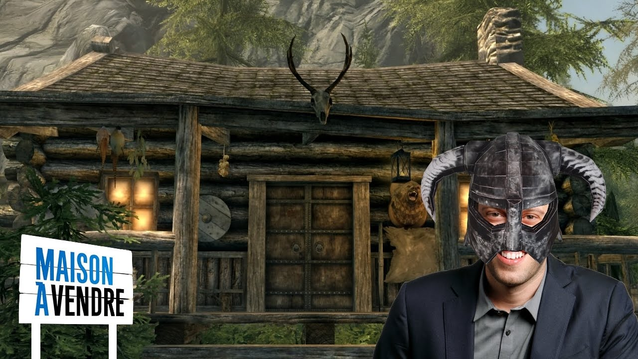 Skyrim Special Edition Mod Ps4 Xbox One Pc 5 Maisons Uniques 1