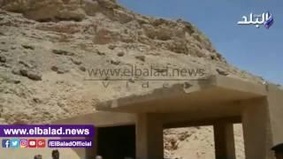 بالفيديو والصور.. وزير الآثار يعلن افتتاح متحف ملوي.. الشهر المقبل