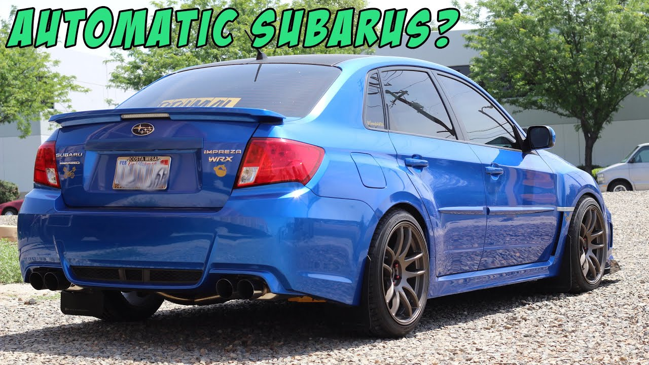 4 reasons would i buy an automatic subaru wrx gaming pc build vlog youtube. Black Bedroom Furniture Sets. Home Design Ideas