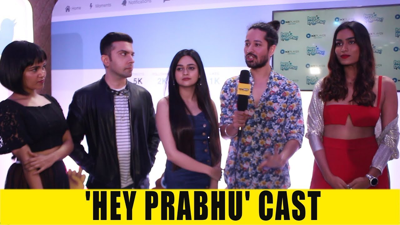 'Hey Prabhu' cast tell us about the story