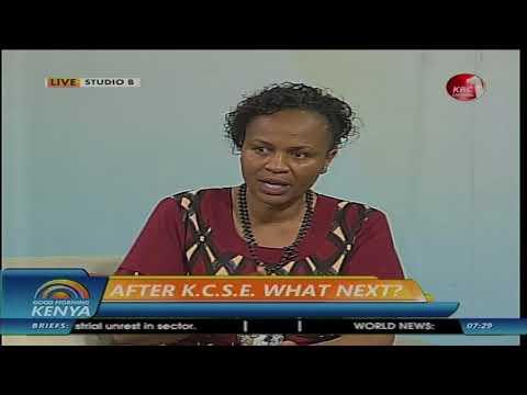 Good Morning Kenya - What next after KCSE