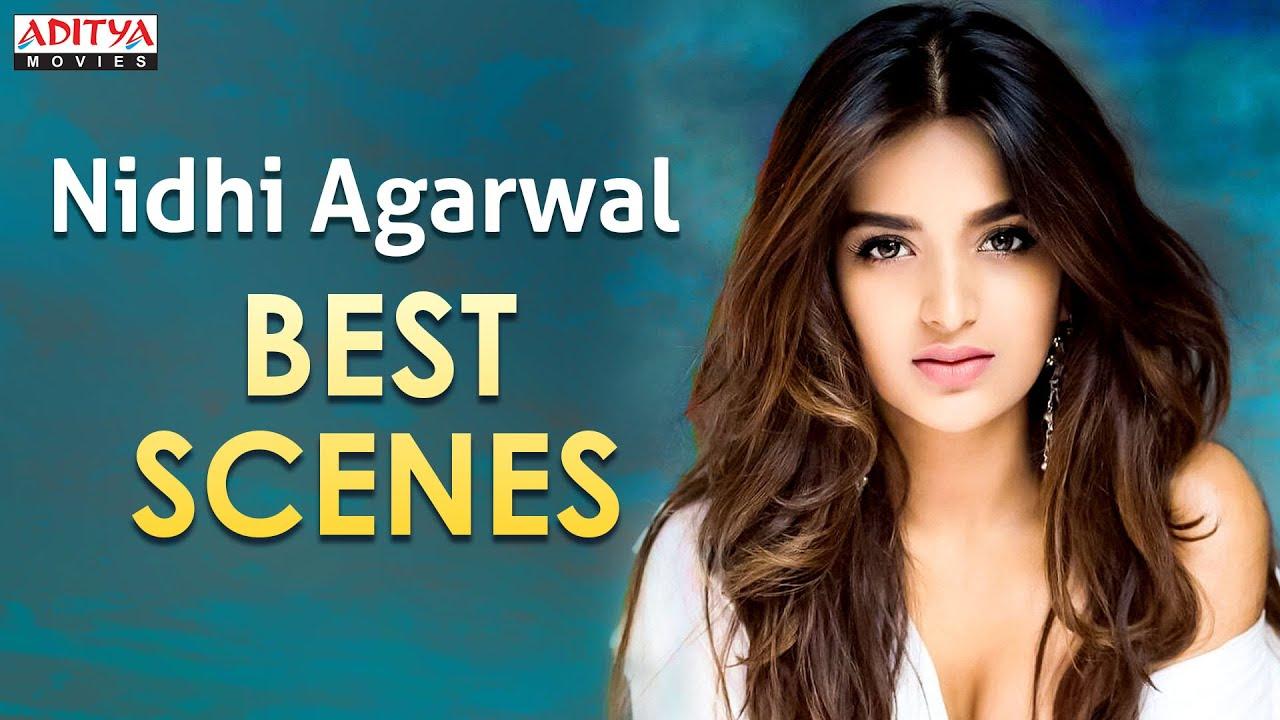 Nidhhi Agerwal Special Scenes  |  Hindi Dubbed Movies | Savyasachi, iSmart Shankar |  Aditya Movies