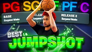 BEST JUMPSHOTS for EVERY BUILD…