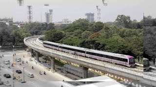 UP CM gifts Kanpur city with Metro rail project