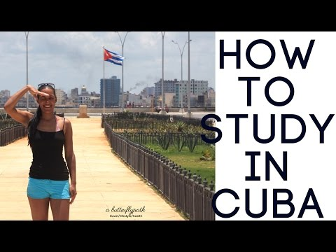 How to live and study in Cuba as an Expat Part II