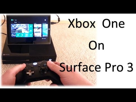 how-to-stream-xbox-one-to-surface-pro-3-or-any-other-pc-and-laptop!-(-not-windows-10-)