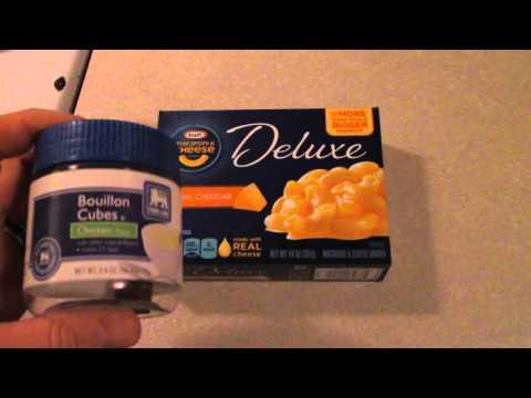 How to Make Box Mac & Cheese Better : Mac & Cheese Rec ...