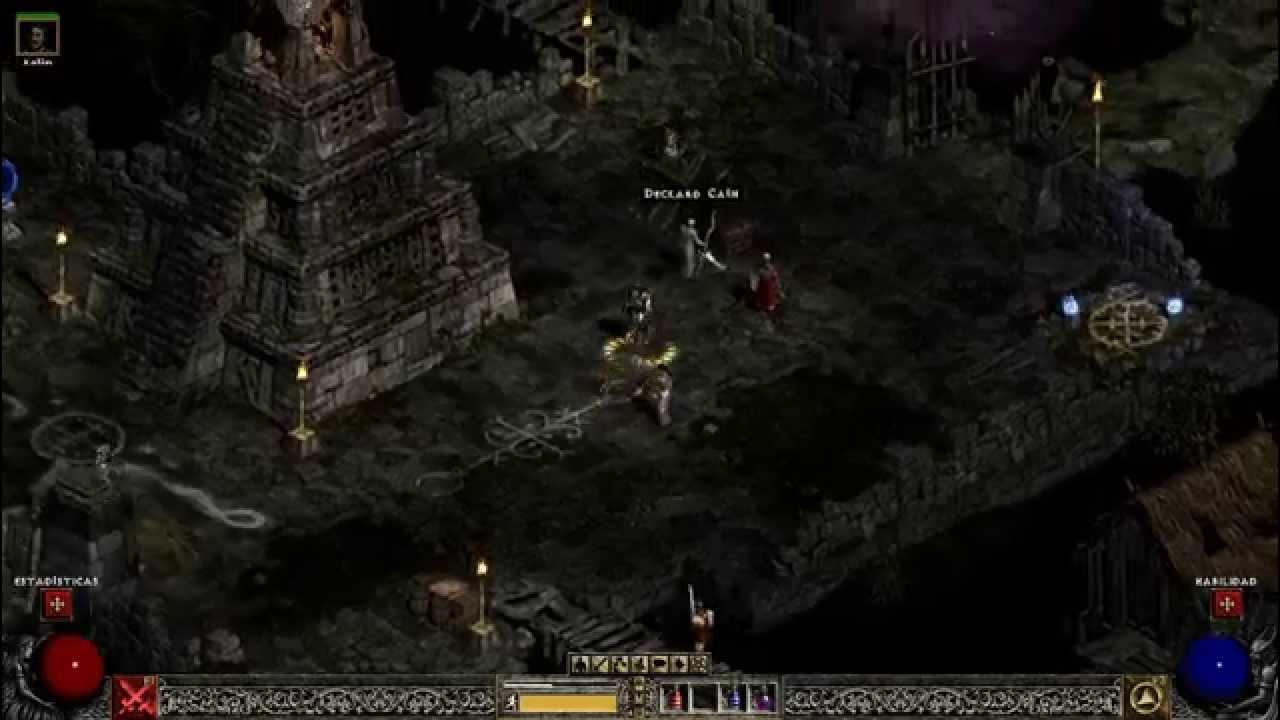 Diablo 2 full hd patch