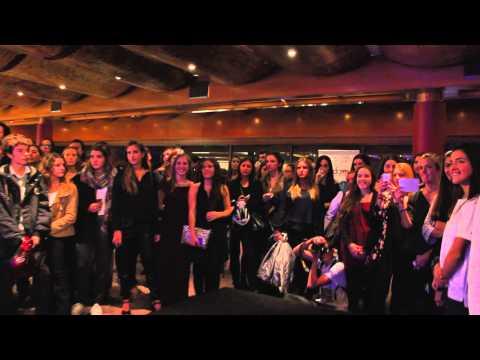 Barcelona charity fashion show 4