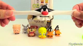 Looney Tunes Mashems Bugs Bunny, Tweety, Sylvester