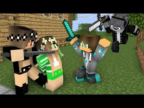 Diamond man life 15 - Minecraft Animations