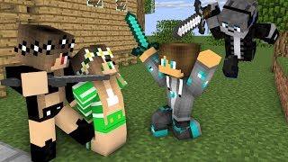 - Diamond man life 15 Minecraft Animations