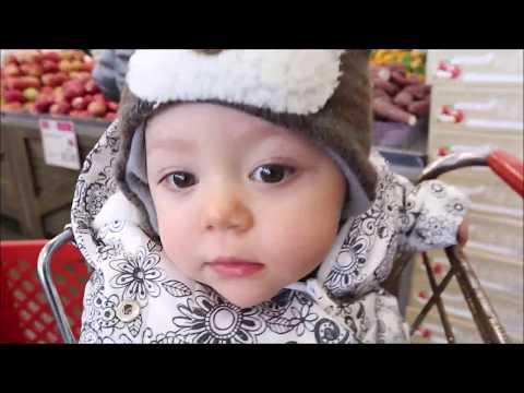 Vlog 429 ll Đi Chợ Hàn Quốc Và Chợ Mỹ Mua Đồ Ăn Cho Cả Tuần Ở Mỹ