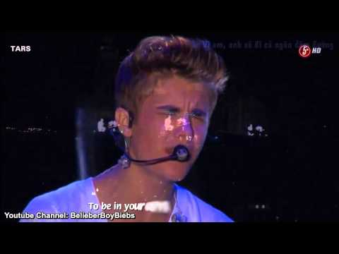 [Vietsub+Kara Lyrics] Justin Bieber - Be Alright (Acoustic)