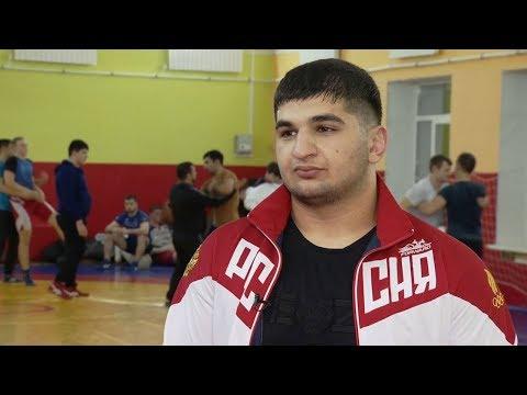 Спортсмен из Тамбова завоевал серебро чемпионата мира по борьбе на поясах