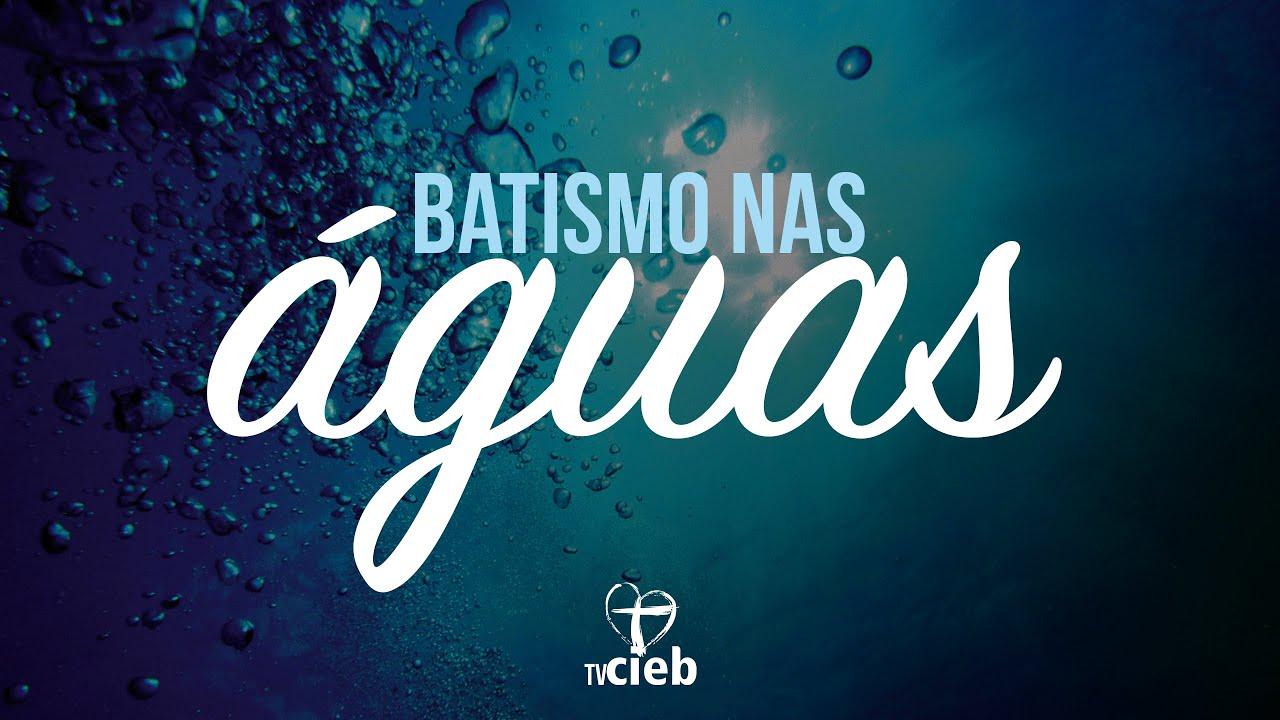 O que diz a Bíblia sobre o batismo? - JW.ORG